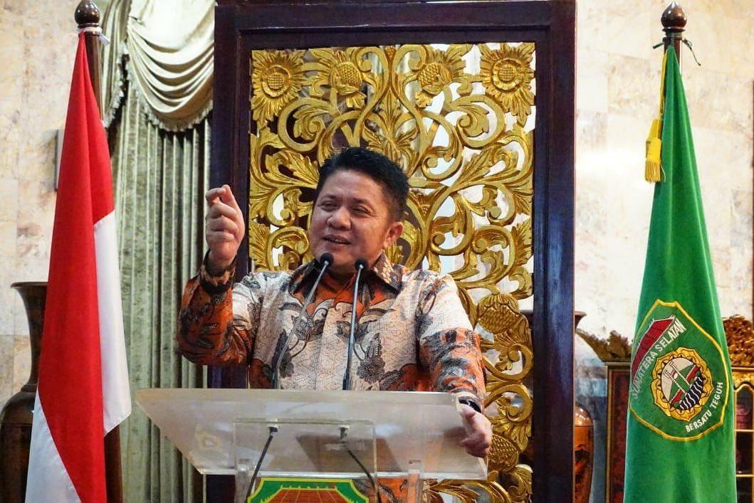 Ribuan Mahasiwa Terdampak Covid Mulai Nikmati Keringanan UKT dari Gubernur Herman Deru
