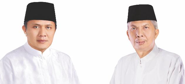 Gubernur dan Wakil Gubernur Sumatera Selatan