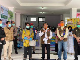 PDP Center Dioperasikan, Siap Nampung Kasus Positif dan OTG