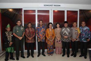 Dialog Bareng Sri Sultan HB X, Herman Deru Sebut Orang Jawa di Sumsel Happy Rabu 20/3/19 sore