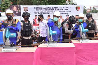 Herman Deru Bantu Dana Pembangunan Gedung Mapolda Sumsel