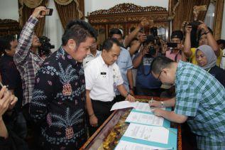 Herman Deru, Gubernur Pertama di Indonesia Respon Instruksi Presiden