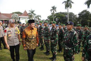 Herman Deru : Jelang, Saat dan Pasca Pemilu Tahun 2019, Sumsel Harus Tetap Aman dan Zero Konflik