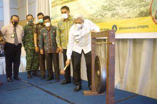 Tuntaskan Persoalan Kepemilikan Tanah, Sumsel Susun Strategi Reforma Agraria 2021