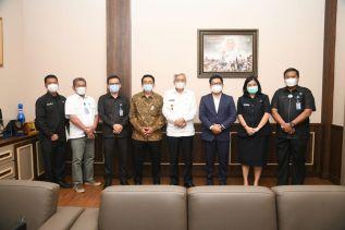 Mawardi Yahya Dorong Percepatan Realisasi Tanjung Carat ke Wapres RI